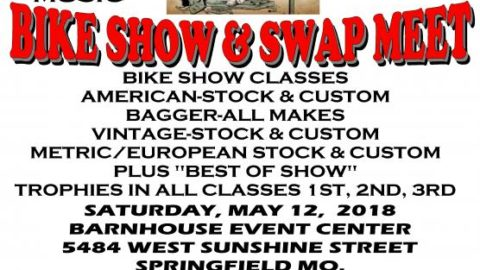 Momma Tried Bike Show & Swap Meet