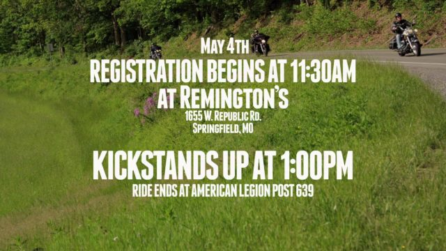 Missouri Motorcycle Safety Ride