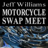 Jeff Williams KC Motorcycle Swap Meet