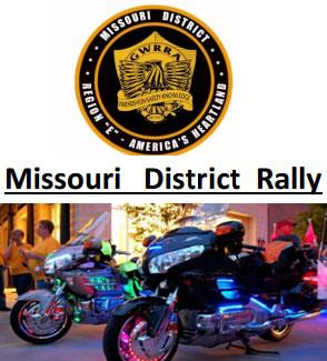"Missouri District Rally ""Wingin the Ozarks"""