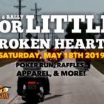 Ride & Rally for Little Broken Hearts