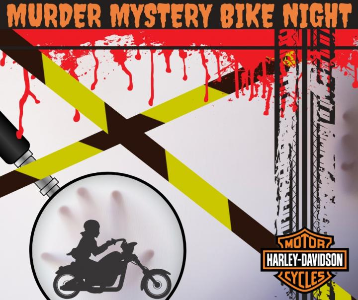 Murder Mystery Bike Night